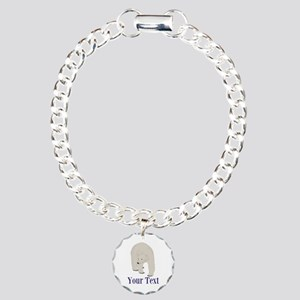 Personalizable Polar Bear Bracelet