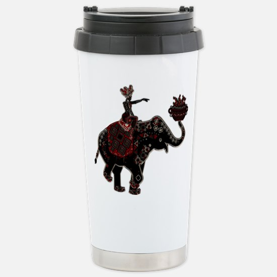 Metallic Trader on Elep Stainless Steel Travel Mug