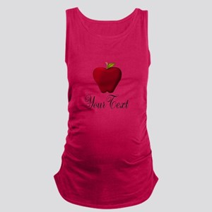 Personalizable Red Apple Tank Top