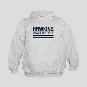 Hawkins Power and Light Kids Hoodie