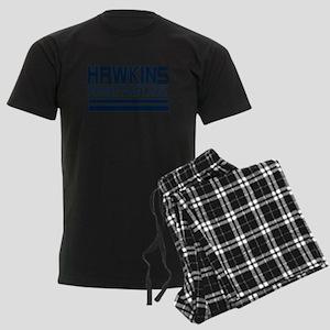 Hawkins Power and Light Men's Dark Pajamas
