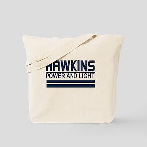 Hawkins Power and Light Tote Bag