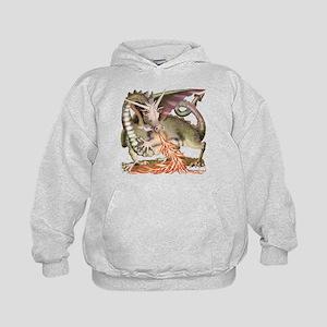 Fire Dragon (F) Sweatshirt
