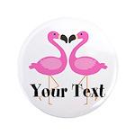 Personalizable Pink Flamingos 3.5