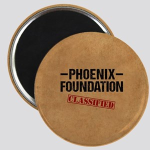Classified Phoenix Foundation Magnets