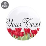 Personalizable Red Tulips 3.5