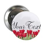 Personalizable Red Tulips 2.25