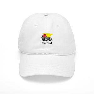 Dump Truck Hats - CafePress 34017a9fb00