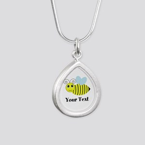 Personalizable Honey Bee Necklaces