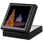 Capitol Christmas Tree Keepsake Box
