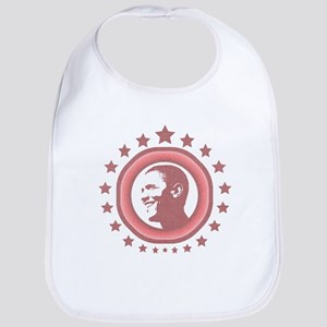 Super Obama (red) Bib
