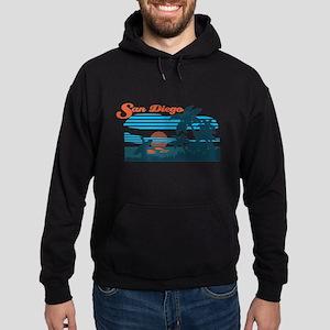 Retro San Diego Surf Sweatshirt