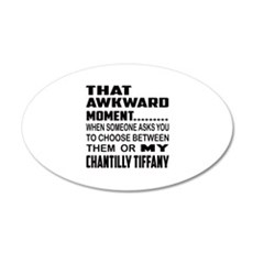 That awkward moment.... Chan Wall Decal