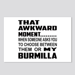 That awkward moment.... B Postcards (Package of 8)