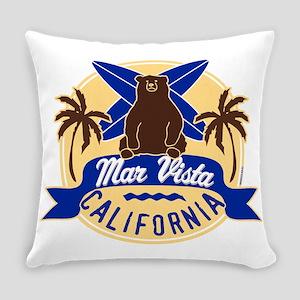 Mar Vista Seal Everyday Pillow