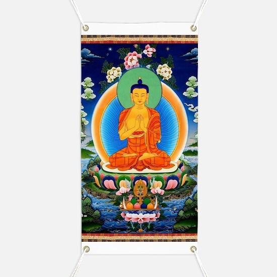 Cool Buddha Banner