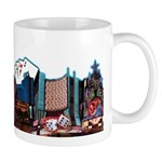 Las Vegas Lights Mug