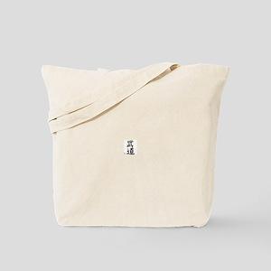Budospirit Tote Bag