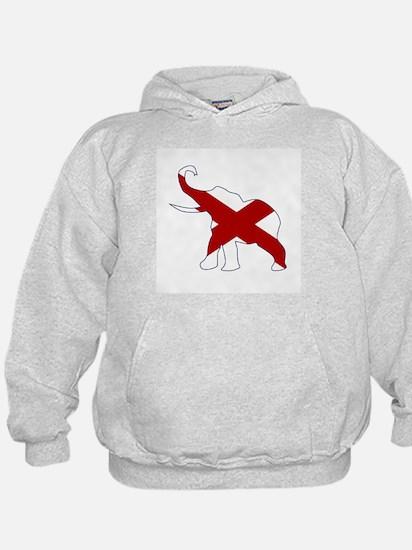 Alabama Republican Elephant Flag Sweatshirt
