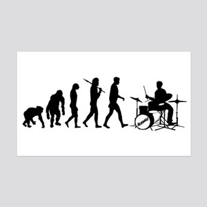 Drummers Drum Wall Decal