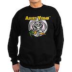 Angry Vegan Logo Sweatshirt