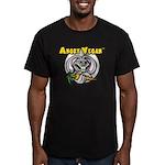 Angry Vegan Logo T-Shirt