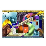 Visione Mentale Postcards (Package of 8)