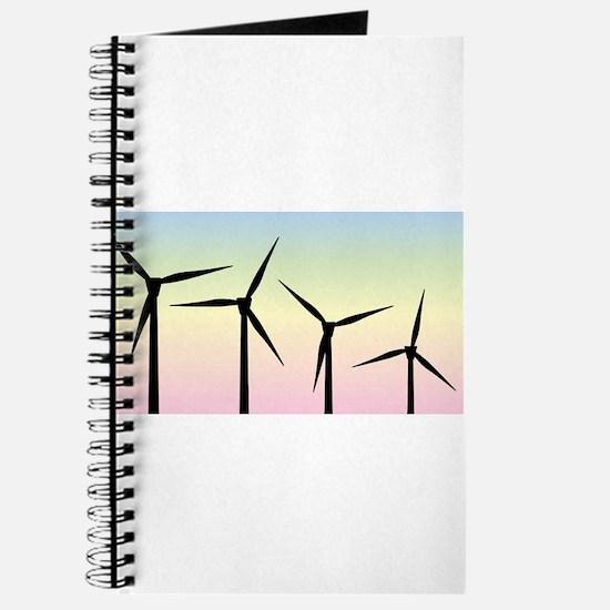 Wind Farm Morning Journal