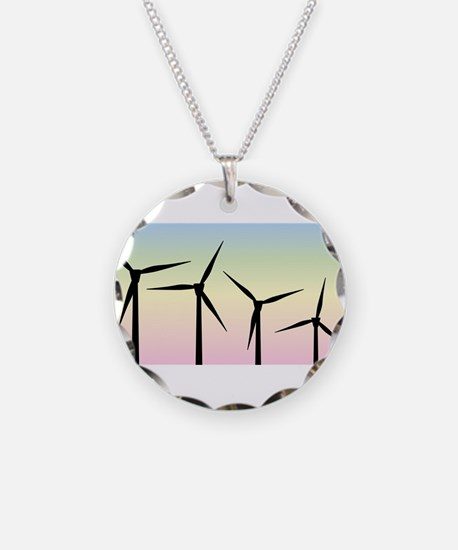 Wind Farm Morning Necklace
