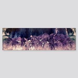 Crystal Magic Bumper Sticker