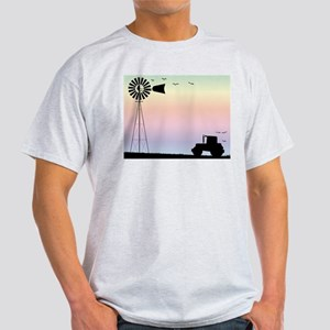 Farm Morning Sky T-Shirt