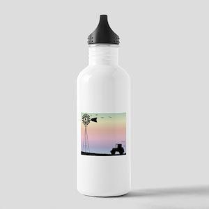 Farm Morning Sky Stainless Water Bottle 1.0L