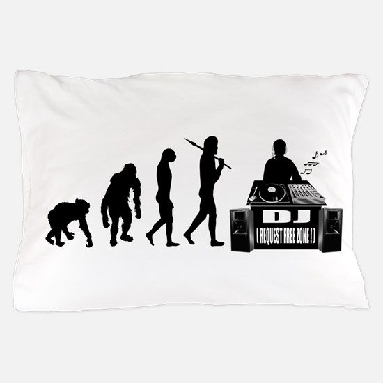 DJ Evolution Pillow Case