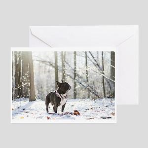 Wintertimes Wonderland Greeting Cards