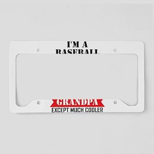 I'M A Baseball Grandpa Just Like A Normal Grandpa