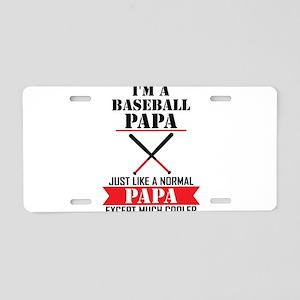 I'M A Baseball Papa Just Like A Normal Papa Except