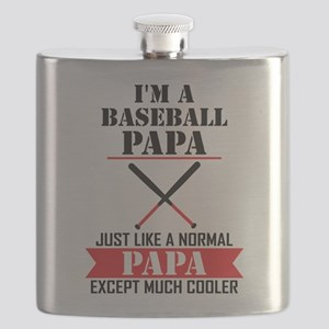 I'M A Baseball Papa Just Like A Normal Papa Except