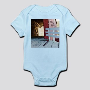 Covered Bridges Infant Bodysuit