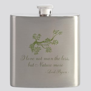 Love Nature Flask