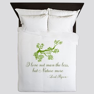 Love Nature Queen Duvet