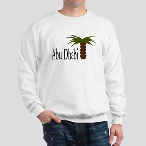 I love Abu Dhabi, amazing city! Sweatshirt