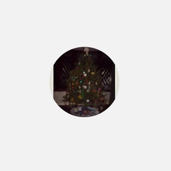 O Christmas Tree Mini Button