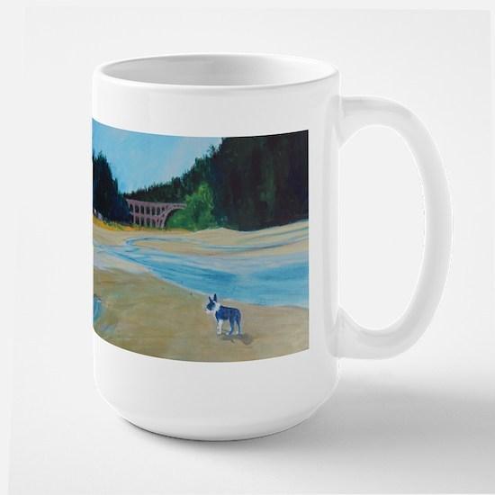 Boston on the Beach Mugs