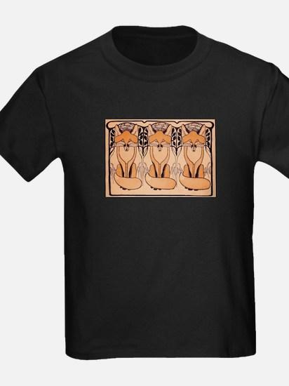 Jugend Fox T-Shirt