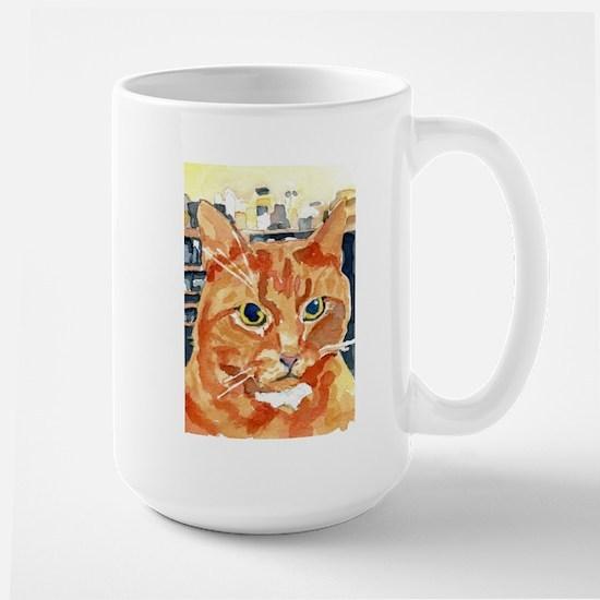 Ginger Tom Cat Mugs