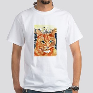 Ginger Tom Cat T-Shirt