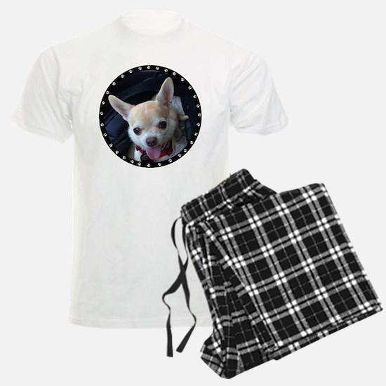 Personalized Paw Print Pajamas