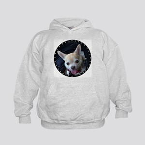 Personalized Paw Print Kids Hoodie