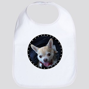 Personalized Paw Print Bib