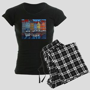 NyhavncolorsTshirt Pajamas